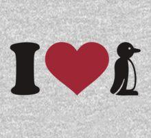 I love Penguin Kids Clothes