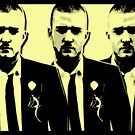 THREE SIDES OF JUSTIN TIMBERLAKE? by OTIS PORRITT