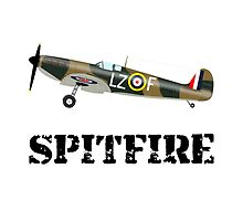 Submarine Spitfire Airplane by AmazingMart