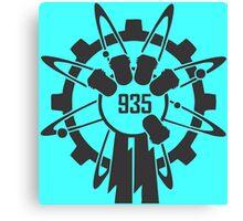 Group 935 Logo Canvas Print