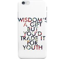 Vampire Weekend // Step Lyrics iPhone Case/Skin