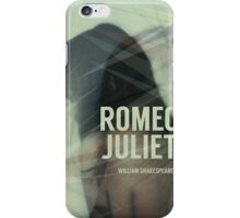 Romeo Juliet Dystopia iPhone Case/Skin