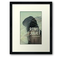 Romeo Juliet Dystopia Framed Print
