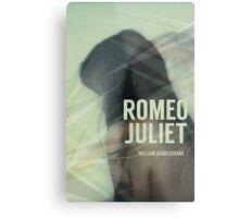 Romeo Juliet Dystopia Metal Print
