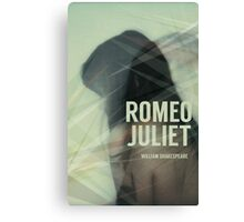 Romeo Juliet Dystopia Canvas Print