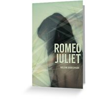 Romeo Juliet Dystopia Greeting Card