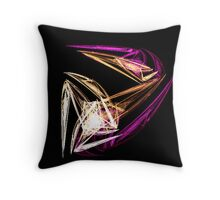 Trapping Ghosts! Throw Pillow