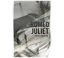Romeo Juliet Romance Poster