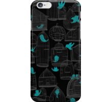 CHIRP CHIRP (dark) iPhone Case/Skin