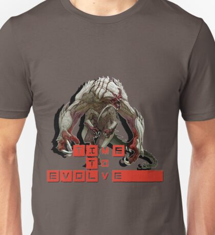 Time To Evolve Unisex T-Shirt