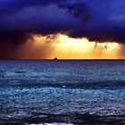 Ship In A Storm by Jude Glenn
