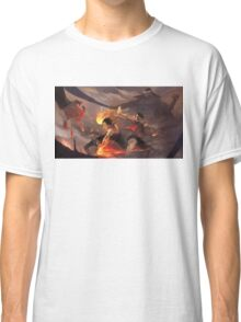 Luffy & Ace Classic T-Shirt