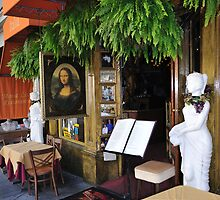Mona Lisa Ristorante  •  North Beach  •  San Francisco by Richard  Leon