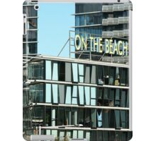 On The Beach iPad Case/Skin