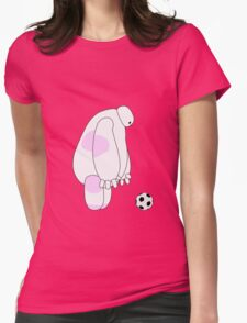 Big Hero 6 - Baymax  Womens Fitted T-Shirt