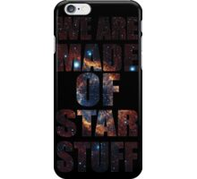 We are made of star stuff iPhone Case/Skin