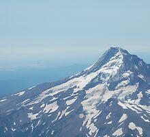 Mount Hood by britannia