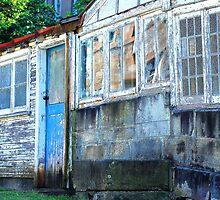 Gladesville Hospital - Old Workshop by Bev Woodman