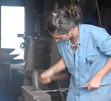 The Blacksmith by britannia