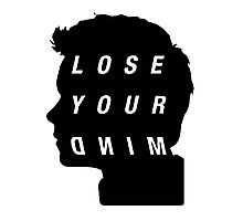 Lose Your Mind Teen Wolf Photographic Print