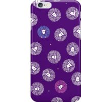 Ditsy Yarn Ball Sheep iPhone Case/Skin