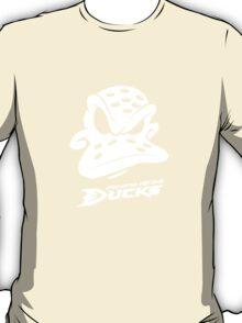 New Anaheim Ducks custom Logo T-Shirt