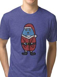 Something Great: A Very Christmas Penguin (Boys) Tri-blend T-Shirt
