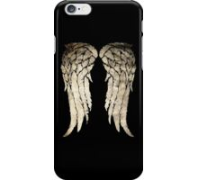 Daryl Dixon's  Zombie Wings iPhone Case/Skin