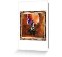 Kid Cudi Albums Greeting Card
