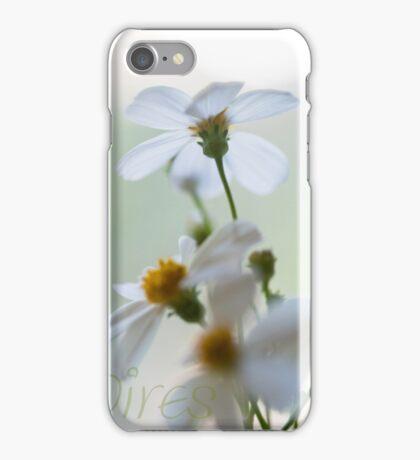 'Scuse me while I kiss the sky, ii iPhone Case/Skin