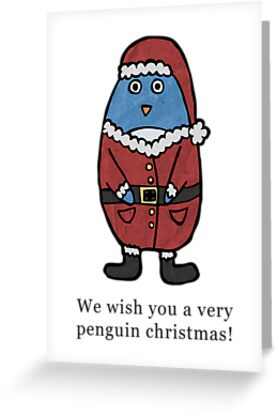 A Very Penguin Christmas! by wonderful