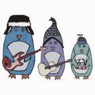 Something Great: Height Order Penguins (Girls) by wonderful