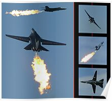 F-111 Dump & Burn #2 Poster