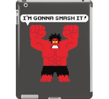I'm Gonna Smash It! Red Hulk alt. iPad Case/Skin
