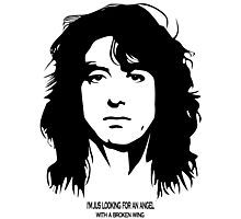 Jimmy Page New Photographic Print