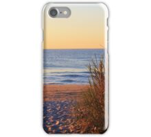 Sandy Shore iPhone Case/Skin