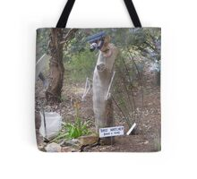 aussiecomedy slang Tote Bag