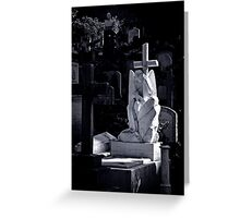 Angel of Mercy Greeting Card