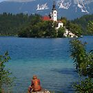 Lake Bled by aliw