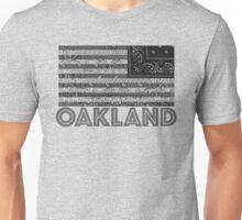 OAKLAND, CA - Flagdana Unisex T-Shirt