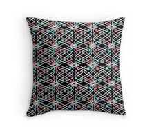 GEOMETRIC wired, interior design, gifts, decor Throw Pillow