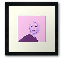 St Vincent Popart Framed Print