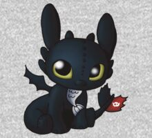 Chibi Toothless Kids Clothes