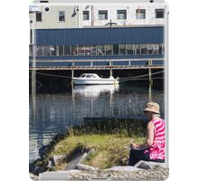 Sketching Reflections iPad Case/Skin