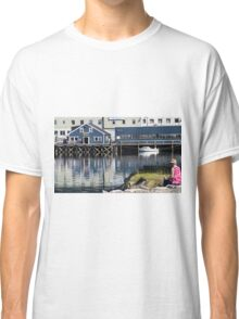 Sketching Reflections Classic T-Shirt