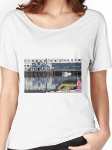 Sketching Reflections Women's Relaxed Fit T-Shirt