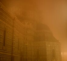 Duomo in the mist by roryisserow