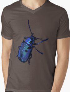 Water Beetle Mens V-Neck T-Shirt