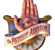 Psychic Advisor by nadiashapiro