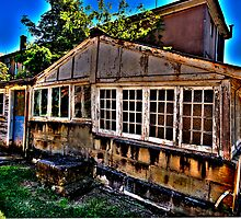 Me Delapidated ? - Gladesville Asylum (Hospital) - The HDR Series by Philip Johnson